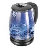 чайник электрический Redmond RK-G178, серебристый