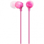 наушники Sony MDR-EX15LP, розовые