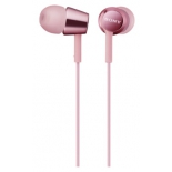наушники Sony MDR-EX150, розовые