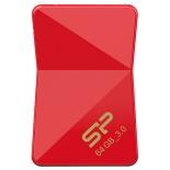 usb-флешка Silicon Power Jewel J08 64GB, красная