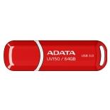 usb-флешка ADATA DashDrive UV150 64GB, красная