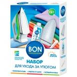 аксессуар к бытовой технике Bon BN-1011 (комплект средств 3 в 1 по уходу за утюгом)