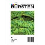 фотобумага BURSTEN A3 Глянцевая 180 (50 листов)