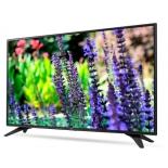 телевизор LG 55LW340C, черный