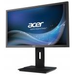 монитор Acer B246HYLAymidr, темно-серый