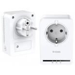 PowerLine-адаптер D-Link DHP-P309AV/C1A