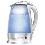 чайник электрический Vitek VT-1156 W, белый