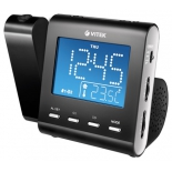 Радиоприемник Vitek VT-3504 ВК, черный
