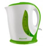 чайник электрический Maxwell MW-1062, зелёный