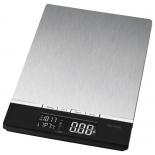 кухонные весы Clatronic KW-3416, серебристые