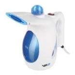 Пароочиститель-отпариватель VRD VR-308, бело-голубой