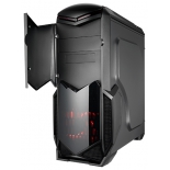 корпус Aerocool Battlehawk Window Black, ATX, без БП, USB 3.0