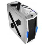 корпус Aerocool Strike-X Xtreme White Edition, w/o PSU ATX 2*USB 3.0 1х 18см и 1х 14см красные LED, 1х 12см