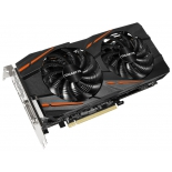 видеокарта Radeon Gigabyte Radeon RX 480 1290Mhz PCI-E 3.0 8192Mb 256 bit DVI HDMI