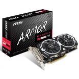 видеокарта Radeon MSI Radeon RX 470 1230Mhz PCI-E 3.0 8192Mb 6600Mhz 256 bit DVI 2xHDMI HDCP, ARMOR 8G OC
