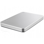 жесткий диск Toshiba Canvio Premium for Mac 1TB, внешний (HDTW110ECMAA), серебристый