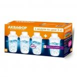 фильтр для воды Комплект сменных модулей АКВАФОР В100-6