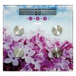 Напольные весы BBK BCS7000 фиолетовые/розовые