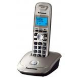 радиотелефон Panasonic KX-TG2511RUN, платиновый
