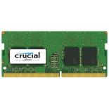 модуль памяти DDR4 4Gb 2133MHz, Crucial CT4G4SFS8213 RTL PC4-17000 CL15 SO-DIMM 260-pin 1.2В