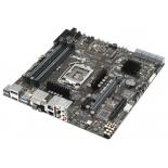 материнская плата ASUS P10S-M WS Soc 1151 Intel C236, mATX, DDR4