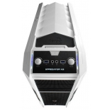 корпус AeroCool XPredator X3 (без БП, 2х USB 3.0), белый