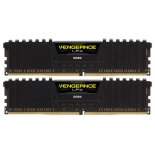 модуль памяти DDR4 2x8Gb 3000MHz, Corsair CMK16GX4M2B3000C15 RTL PC4-24000 CL15 DIMM 288-pin 1.35В