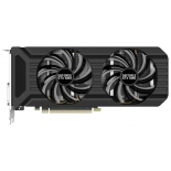 видеокарта GeForce Palit PCI-E NV GTX1060 Dual 6144Mb 192b DDR5 D-DVI+HDMI
