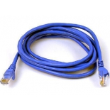 кабель (шнур) Cable Patch Cord 20m Aopen UTP кат.5е Blue