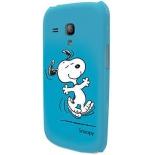 чехол для смартфона iLuv для Samsung GalaxyS III Mini Snoopy blue