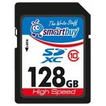 карта памяти SmartBuy SDXC Class 10 128GB