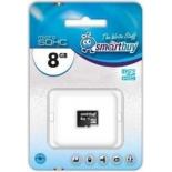 карта памяти SmartBuy microSDHC Class 10 8GB