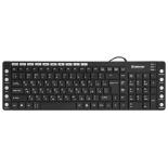 клавиатура Defender OfficeMate MM-810 Black USB