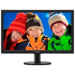 монитор Philips 243V5QHAB/00(01), черный