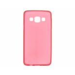 чехол для смартфона TPU для Samsung Galaxy A3, красный
