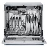 Посудомоечная машина Candy CDCP 8/E-S, серебристая