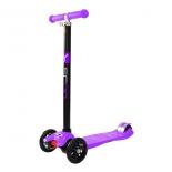 самокат Y-Scoo Rt Maxi Simple A20, фиолетовый