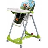 стульчик для кормления Peg-Perego Prima Pappa Diner Happy Farm