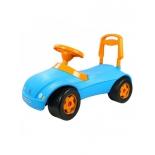 товар для детей Каталка машинка RT Мерсик с клаксоном, синяя