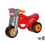 товар для детей Каталка-мотоцикл Coloma Мини-мото, красная