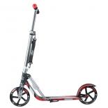 самокат для взрослых Hudora Big Wheel RX-Pro 205 красно-черный