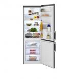 холодильник Beko RCSK 379M21S, серебристый