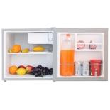холодильник Don R 50 M, серебристый