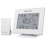 метеостанция Vitek VT-6407 W, белая