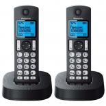 радиотелефон Panasonic KX-TGC322RU1, чёрный