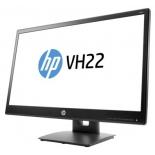 монитор HP VH22, черный
