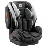 Автокресло детское Cam Regolo IsoFix 499, черное, купить за 16 770руб.