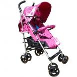 коляска Jetem Paris, розовая