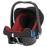 автокресло детское Britax Romer Baby-Safe Plus SHR II Flame, красное