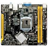 материнская плата BIOSTAR H81MGV3 Soc-1150 H81 DDRIII mATX USB3.0 VGA